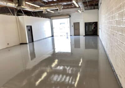 Fantastic Scored Concrete Floors