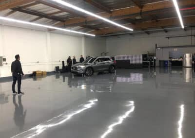 Industrial Epoxy Floor Finishes