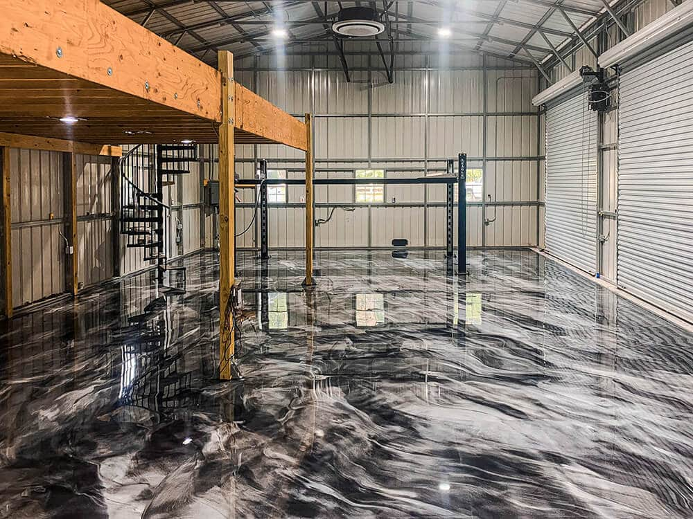Commercial Epoxy Floor Sarasota