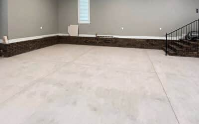 The Right Way To Prepare A Garage Floor For Epoxy