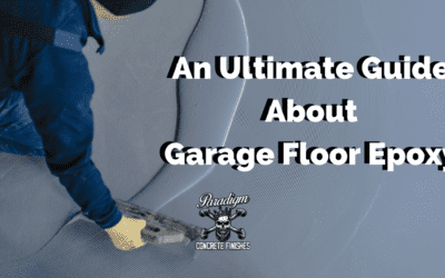 An Ultimate Guide About Garage Floor Epoxy